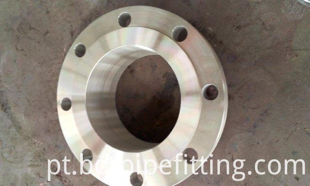 Screwed Steel Flange