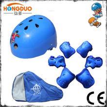 casco protector para niños