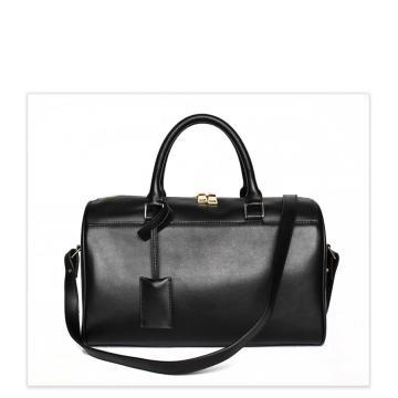 Lederhandtasche