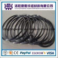 99,95% de alta qualidade alta pureza torcido fio de tungstênio, tungstênio encalhado fios com preço de fábrica