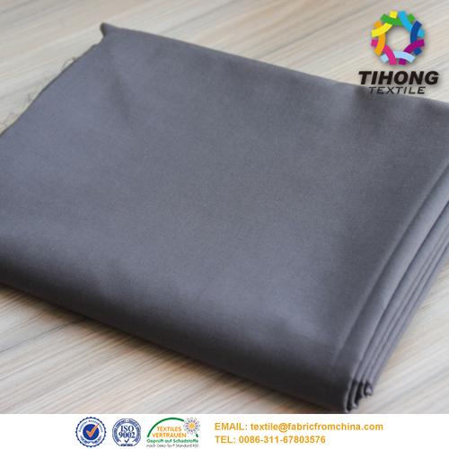 grey poplin fabric