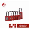 Wenzhou BAODSAFE BDS-S8601F Verrouillage de cadenas de sécurité Steel Xenoy