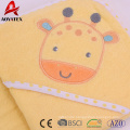 100% cotton hooded baby towel excellent microfiber baby bath towel