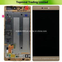 Pantalla LCD original para Huawei P8 con pantalla táctil digitalizador