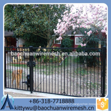 Top Quality and Low price Steel Fence/ Wrought Iron Fence