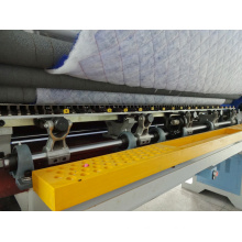 High Speed Cotton Quilt Stitching Machine China