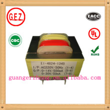 China alibaba RoHS Pure cobre mini transformador de audio