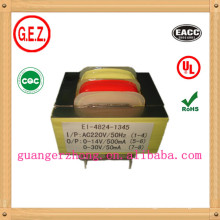 china alibaba RoHS Pure copper mini audio transformer