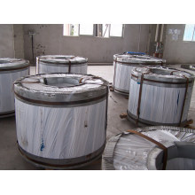 Venda quente bom quanlity laminadas 410 bobina de aço inoxidável