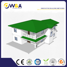(WAD4003-205M) Fabricantes Modulares baratos de la cubierta PreFab Buildings