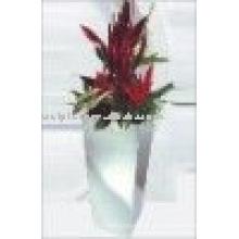 Edelstahl Garten Blumentopf für Deko