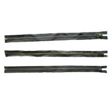 Армированная форменная молния открытая или закрытая (№ 5, 48 см), полные цвета