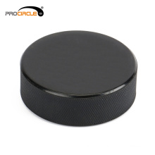 Hochwertige Outdoor Sports Gummi Hockey Pucks