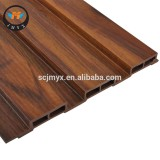 Sichuan Wood Plastic Composite Panel WPC House Ceiling Panel