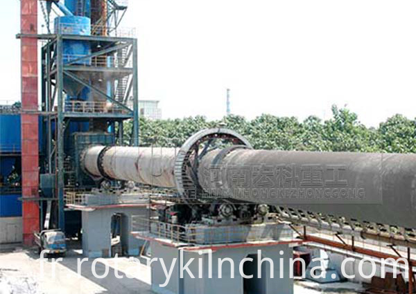 Coal Gangue Ceramsite Rotary Kiln