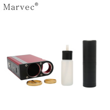 China for China Rba Atomizer Vape,Stable Wood Vape,Starter Kit Vape Supplier 10ML liquid capacity 90w bottom feeded box vape export to Indonesia Factory
