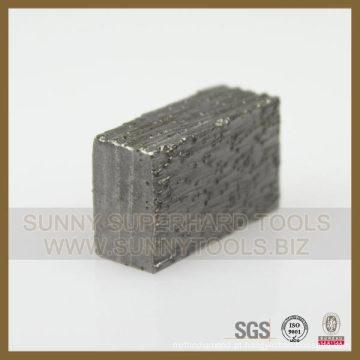 Segmento de corte de segmento de moagem de diamante