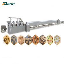 Máquina automática para fabricação de biscoitos para cães e gatos