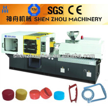 Hot selling 16 cavities bottle cap injection molding machine with low price