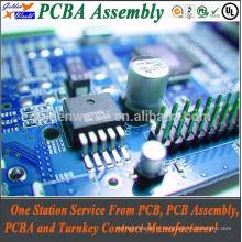 le prototype rapide de carte PCB de carte de relais de bâti de carte PCB est accepté fournisseur de montage de carte PCB