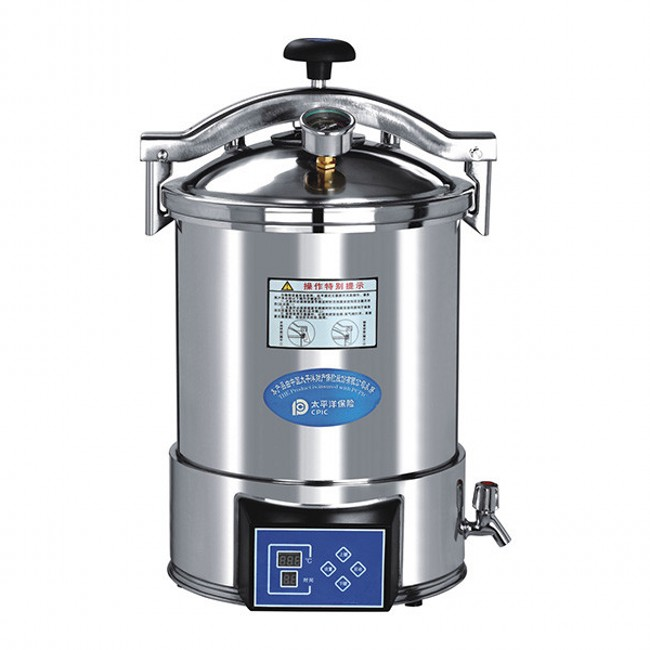 Manual Steam Sterilizer