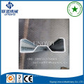Perfiles laminados en frío de acero galvanizado Omega