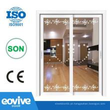 Portas de alumínio e portas de chuveiro de vidro/windows