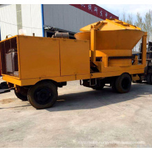high efficiency cheap wood chipper machine