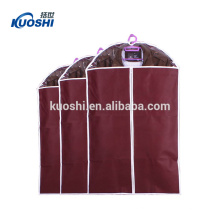 garment bag for wedding dress & suit