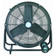 SAA Electric Pedestal Fan with Wheels