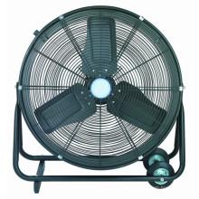 Электрический пьедестал-вентилятор SAA с колесами