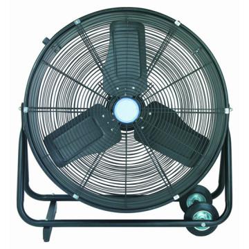 Ventilador elétrico industrial / ventilador de tambor com rodas