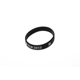 Custom Embossed Printed Wristband