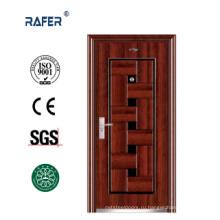 Новый дизайн эконом стальная дверь (РА-S098)