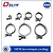 Fabricants d'outils de fabrication OEM pièces de coulée de précision pour pièces d'architecture