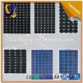 nuevos fabricantes de paneles solares de precio de yangzhou en China / precio por vatio de panel solar de silicio policristalino