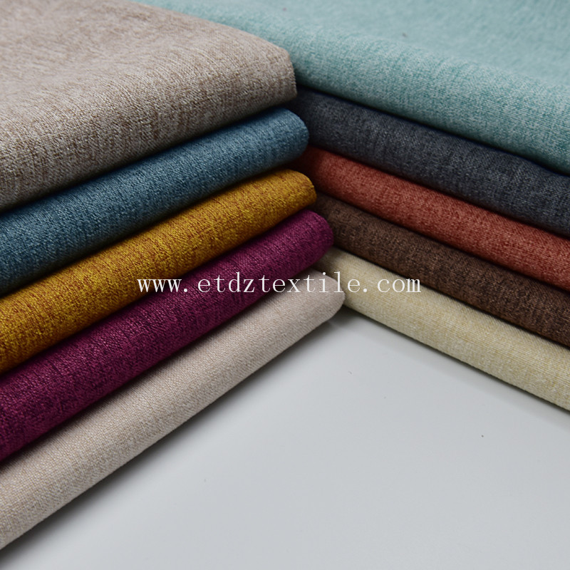 Polyester Upholstery sofa Fabric