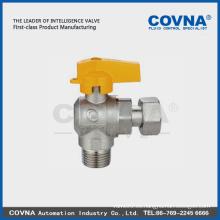 Válvula de control de chimenea de gas