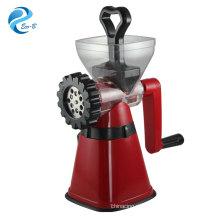 2017 Neueste effiziente Küche Advanced Manual Mini-Fleischwolfmaschine für den Großhandel