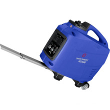 Novo sistema elétrico início Mini 3.6W gerador a gasolina portátil para uso de acampamento em casa (XG3600)