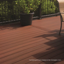 Low price Moisture-proof wpc co-extrusion floor for outdoor