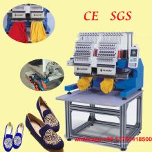 Modelo novo cap / shoes / t-shirt bordado computadorizado máquina com qualidade superior da China