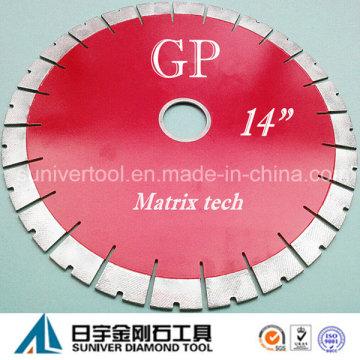 "Gp 14""*25mm High Quality Edge Cutting Blade"