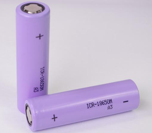 Moli ICR18650M 2800mAh Li ion 18650 Battery