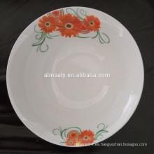 nuevo diseño ensaladera de cerámica al por mayor