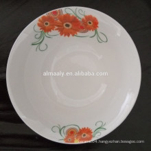 new design salad bowl ceramic wholesale