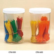 Série Ctm (tube PE) Attache câble