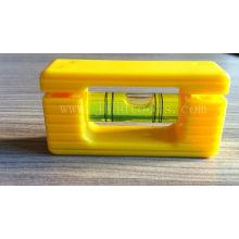 Nível de bolha de plástico, nível de bolso HD-MN13