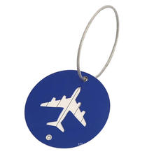 Personalized  Design Custom paper luggage tag