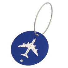 Etiqueta personalizada da bagagem do papel feito sob encomenda